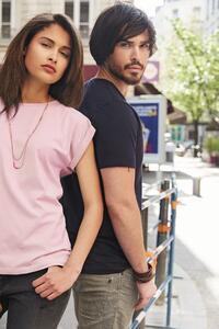 Tričko dámské Casual 5 barev, Soft Pink | L - 2