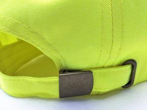 Čepice kšiltovka, neon yellow - 2