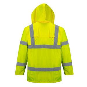 Bunda do deště, neon yellow | XXL - 2