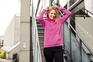 Klokanka dámská, Pink | 3XL - 2