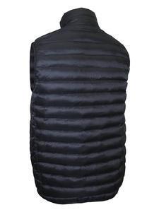 Vesta pánská zimní, black  |3XL - 2