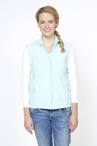 Vesta  dámská fleece, white | XL - 2