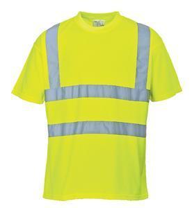 Tričko krátký rukáv hivis, yellow | XXL - 2