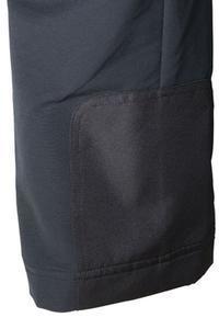 Kalhoty dámské outdoor, black | S - 3