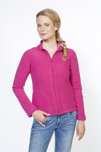 Mikina dámská fleece, kapsy - 3