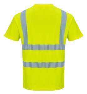 Tričko krátký rukáv hivis, yellow | XXL - 3