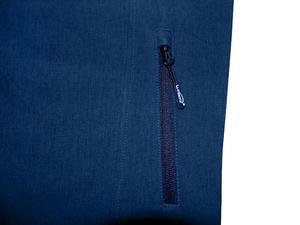 Softshellová bunda pánská, navy-melange | 3XL - 4