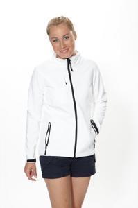 Softshellová bunda dámská, white | XL - 4