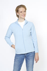 Mikina dámská fleece, white | XXL - 4