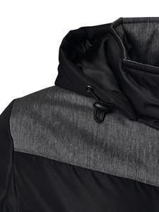 Bunda dámská zimní, black/ anthracite-melange | XXL - 5