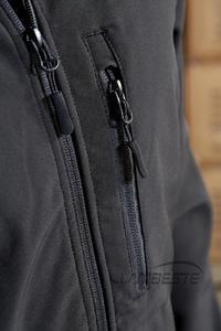 Softshellová bunda pánská, black | XXL - 5