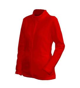 Mikina dámská fleece, white | XL - 6