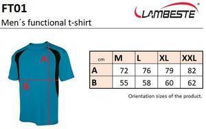 Tričko pánské krátký rukáv  sport, white | L - 6