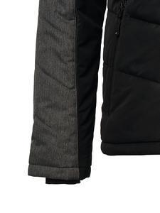BUNDA PÁNSKÁ ZIMNÍ, black/ anthracite-melange | XL - 6