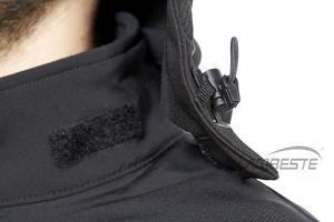 Softshellová bunda pánská, black | 3XL - 6