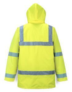 Bunda 4v1 pracovní, yellow | L - 6