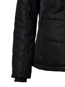 Bunda dámská zimní, black/ anthracite-melange | XXL - 7