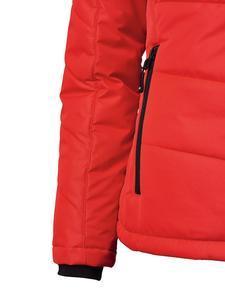 Bunda dámská zimní, red/ anthracite-melange | M - 7
