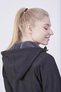 Softshellová bunda dámská/ kabát - 7